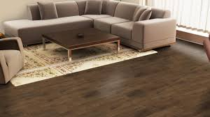 Water Resistant Laminate Wood Flooring Supreme Click Dyna Core Hazelnut 12mm Water Resistant Laminate