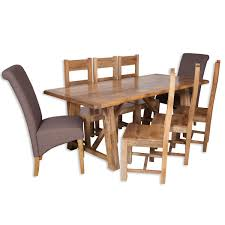 pennines large dining table furniture and mirror