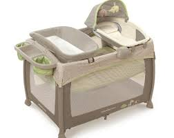 cribs portable crib with bassinet amazing baby portable crib