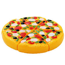 jeux cuisine de pizza artificielle des tranches de pizza simulation jouet enfants dîner