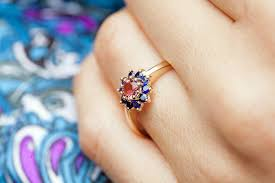 sapphire engagement rings or not are sapphire engagement rings a new trend