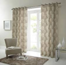 buy woodland trees natural eyelet curtains online home focus at