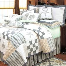 coastal theme bedding bedding ideas whispering sands coastal quilt bedding bedroom