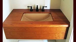 bathroom vanity top ideas wood bathroom vanity top etsy onsingularity