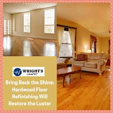 bring back the shine hardwood floor refinishing will restore the