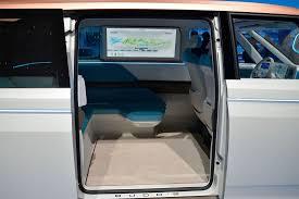volkswagen minivan 2016 interior future car volkswagen budd e concept electric minivan u2014 steemit