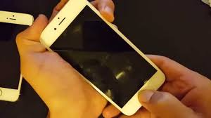 turn light on iphone all iphones 4 5 6 plus how to fix a blank display black screen