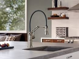brizo solna kitchen faucet brizo debuts enhanced kitchen aesthetic and functionality with