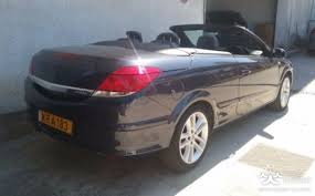 opel astra 2007 convertible 1 6l petrol manual cyprus bazar