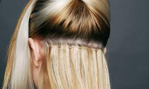 microbead extensions hair extensions for your hair type toppikcanada ca
