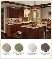 Neutral Kitchen Colors - colorfully behr easy kitchen color ideas