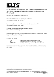 ielts sample essays band 8 ielts writing task answer sheet back ielts writing pinterest ielts academic reading task type 2 identifying information and type 3 identifying writer s