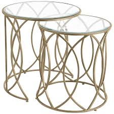 pier 1 imports coffee tables elana bronze iron round nesting tables tables living rooms and room