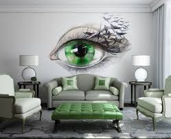 interior the amazingly charming wall murals from pixers artsy full image for classy living room decor with elegant gray sofa and armchairs plus stunning big