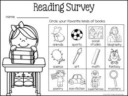 best 25 reading interest survey ideas on pinterest reading