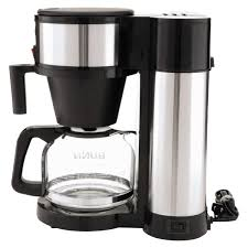 bunn 10 cup velocity brew nhs coffee brewer black stainless