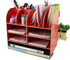 xiong guo wooden desk storage box office supplier storage cabinet