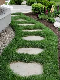 Backyard Walkway Ideas by 40 Best Front Yard Walkway Images On Pinterest Landscaping
