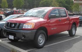 nissan truck titan red file 2008 nissan titan xe jpg wikimedia commons