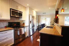 galley style kitchen with island galley style kitchen traditional kitchen toronto by lotus