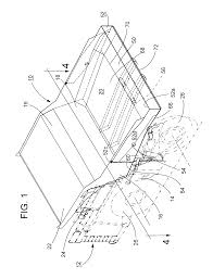 patent us7901009 severe application off highway truck body