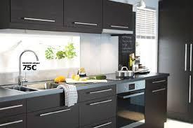 cuisine brun cuisine brun noir ikea photos de design d intérieur et