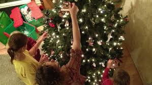 the 5 types of tree ornaments