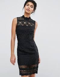 brautkleid spitze tã ll die besten 25 black lace midi dress ideen auf hübsche