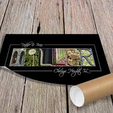 personlized wedding gifts personalized wedding gift idea alphabet photos