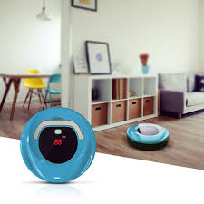 intelligent robot floor cleaner sweeper for home office cleaning