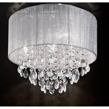 ceiling fan with chandelier light cheap crystal ceiling lights uk integralbook com