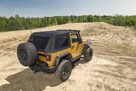 black jeep 2 door montana top bowless black diamond 2 door 07 18 jeep wrangler jk