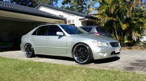 1988 lexus 2000 lexus is200 sports luxury gxe10r for sale or swap qld gold