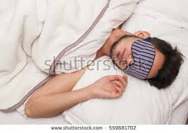 Man Sleeping In Bed Handsome Young Man Sleeping Cozy Bed Stock Photo 559681702