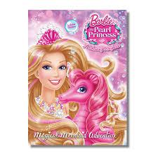 pelican barbie pearl princess magical mermaid adventure
