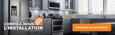 hotte de cuisine home depot ste foy installation et appareils ménagers home depot