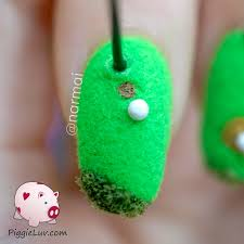 how to make 3d nail art bowstonailsart 3d gel nail art tutorial