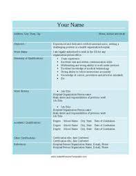 Cna Resume Sample For New Graduate Cna by Cna Resume Sample Resume Examples Pinterest Nursing Resume
