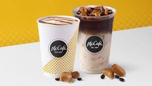 Iced Coffee Mcd mccafe皰 espresso drinks mcdonald s