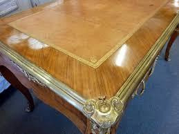bureau napoleon 3 a napoleon iii bureau plat desk miguel meirelles antiques