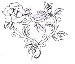 rose and heart tattoos free download clip art free clip art