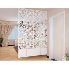 paravent chambre moderne suspendus paravent décoratif partition partition mur