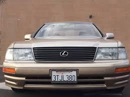 1997 lexus ls400 1997 lexus ls 400 for sale in miami fl carsforsale com