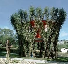 organic architecture living tree building designs ideas
