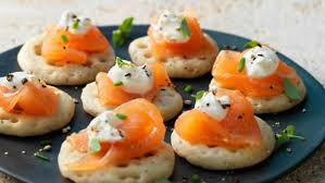 bellini canape blinis are your favorite food everyone you for