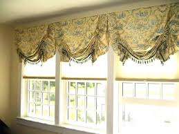kitchen valance ideas country valances for windows best of 25