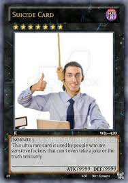 Trap Card Meme - the rarest yu gi oh card by steelguy12 on deviantart