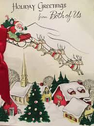 390 best vintage christmas cards 2 images on pinterest vintage