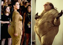 Kim Kardashian Pregnant Meme - 12 similar photographs that are sure to amuse you
