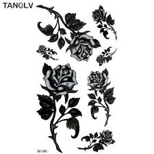 Flower Drawings Black And White - online get cheap black white flower drawings aliexpress com